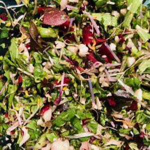 MOKYBird eenvoudige salade 02