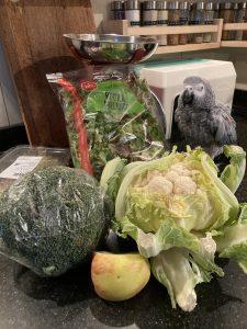 diverse groenten - mokybird geeft raad