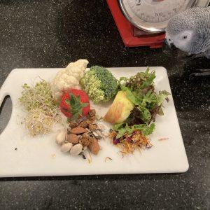 gehakte groenten - mokybird geeft raad