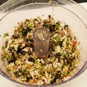 diverse groenten keukenmachine - mokybird geeft raad