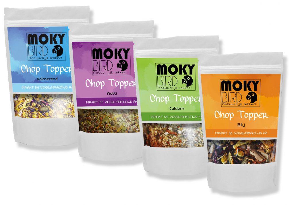 MOKY Bird Choptopper voordeelpak