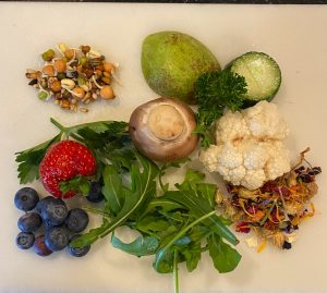 MOKY Bird salade dag 5